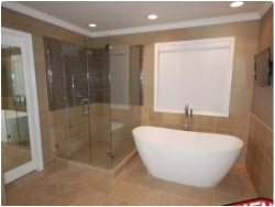 Bathroom/Before and After